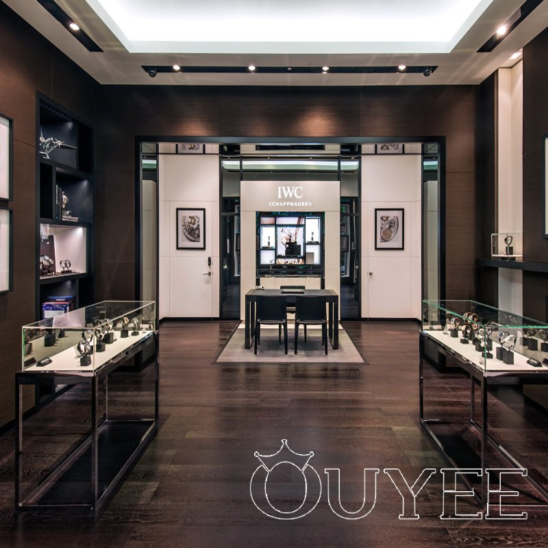 Luxury New Watch Store Fixture OYW11