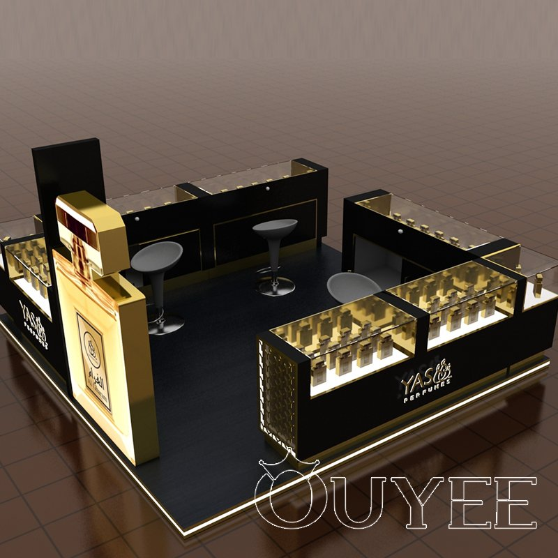 Luxury perfume kiosk custom design OYK15