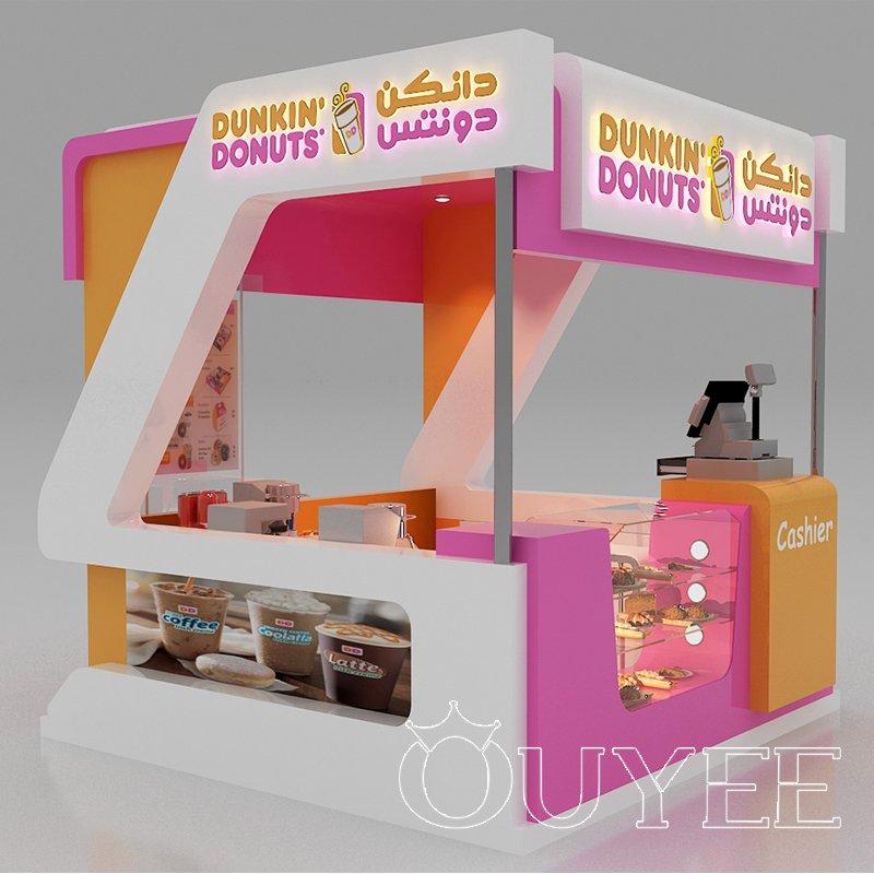 Cute ice cream kiosk for sale OYF19